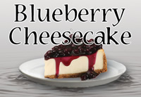 Blueberry Cheesecake - Silver Cloud Edition